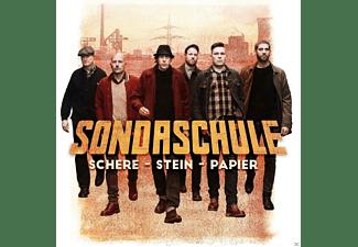 Sondaschule - Schere, Stein, Papier  - (CD)