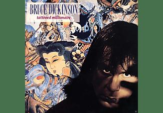 Bruce Dickinson - Tattooed Millionaire  - (Vinyl)