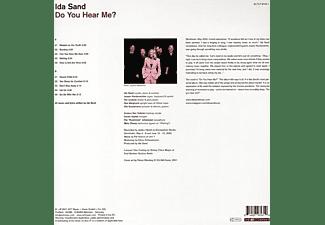 Ida Sand - Do You Hear Me?  - (Vinyl)