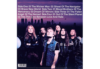Iron Maiden - Brave New World  - (Vinyl)