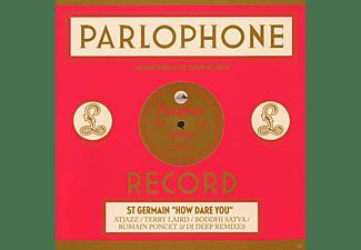 St. Germain - How Dare You (Remixes)  - (Vinyl)