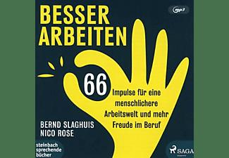 Joshy Peters - Besser Arbeiten  - (MP3-CD)