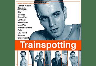 VARIOUS - Trainspotting  - (CD)