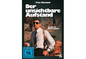 Der unsichtbare Aufstand DVD