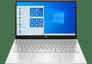 "Portátil - HP 14-dv0005ns, 14"" FHD, Intel® Core™ i7-1165G7, 16 GB, 512 GB SSD, MX450, W10, Plata"