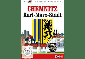 Die DDR in Originalaufnahmen - Karl-Marx-Stadt/Chemnitz DVD