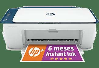 Impresora multifunción - HP DeskJet 2721e, Color, Wifi, 7.5 ppm, 6 meses de impresión Instant Ink con HP+