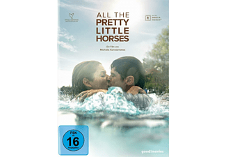 All the pretty little horses DVD