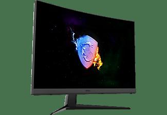 "Monitor gaming - MSI Optix G27C7, 27"" FullHD, Curvo, 1 ms, 165 Hz, FreeSync Premium, DP, HDMI, Negro"