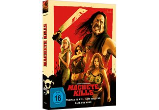 Machete Kills (Mediabook A) Blu-ray + DVD