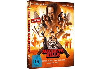 Machete Kills (Mediabook C) Blu-ray + DVD