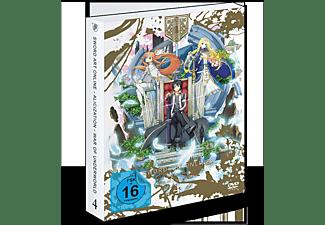 Sword Art Online - Alicization - War of Underworld - DVD Vol. 4 [DVD]