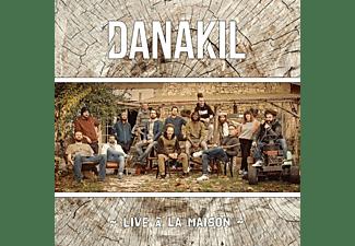 Danakil - live a la maison  - (CD)