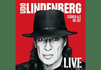 Udo Lindenberg - Stärker als die Zeit - LIVE (Super Deluxe Box 4 CD /2 BluRay/1 DVD)  - (Blu-ray + CD)