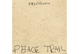 Neil Young - Peace Trail  - (CD)