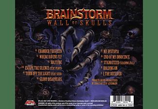 Brainstorm - Wall of Skulls [CD]