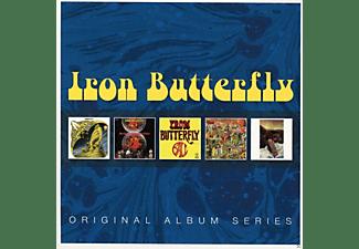 Iron Butterfly - Original Album Series  - (CD)