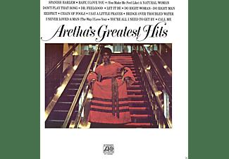 Aretha Franklin - Greatest Hits  - (Vinyl)