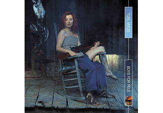 Tori Amos - Boys For Pele (Deluxe Edition)  - (CD)