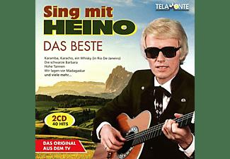 Heino - Das Beste-Sing Mit Heino  - (CD)