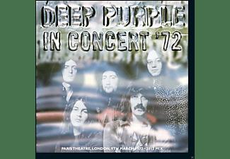 Deep Purple - In Concert '72 (2012 Remix)  - (Vinyl)