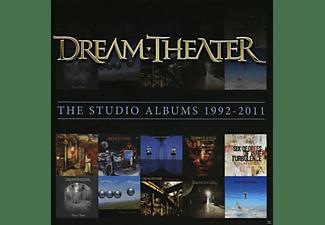 Dream Theater - The Studio Albums 1992-2011  - (CD)