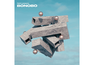 VARIOUS - Fabric Presents: Bonobo  - (CD)