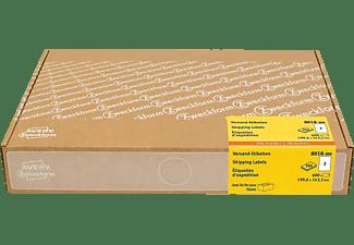 AVERY ZWECKFORM 8018-300 Versand-Etiketten 210 x 297 mm 199.6 x 143.5 mm A4 Inhalt: 600 Etiketten / 300 Bogen