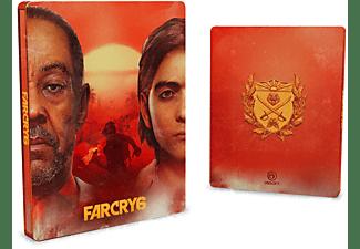 XBO FAR CRY 6 + Steelbook (Exklusiv Online) - [Xbox One]