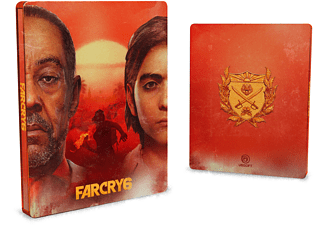 PS5 FAR CRY 6 + Steelbook (Exklusiv Online) - [PlayStation 5]
