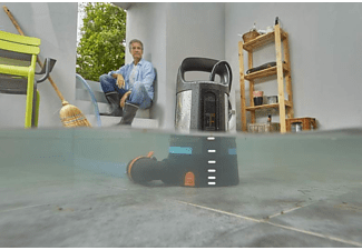 GARDENA Klarwasser-Tauchpumpe 11000 Aquasensor