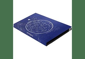 "Funda tablet - SILVER HT Ebook Universal Estampada 6 Starmap, Para  Ebook 6"", ABS / TPU, Azul"