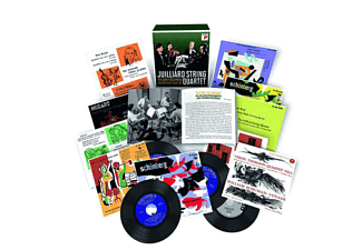 Juilliard String Quartet -  Early Columbia Recordings - 16 CD