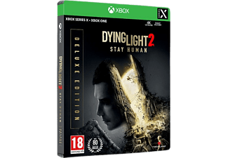 Xbox Series X & Xbox One Dying Light 2 Stay Human (Ed. Deluxe)