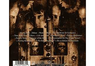 Napalm Death - Time Waits For No Slave - CD