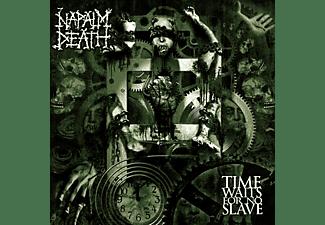 Napalm Death - Time Waits For No Slave - LP
