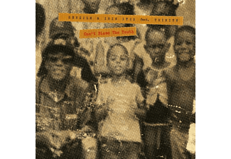 ZENZILE & IRIE ITES FEAT. TRINITY - can t blame the youth  - (CD)