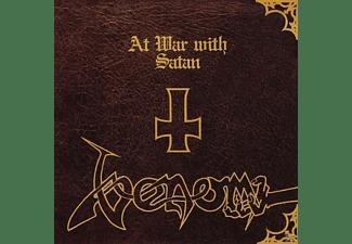 Venom - At War With Satan  - (CD)