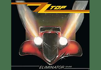 ZZ Top - ELIMINATOR (COLLECTORS EDITION)  - (CD + DVD Video)