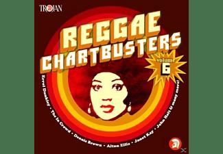 VARIOUS - Reggae Chartbusters Vol.6  - (CD)