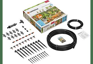 GARDENA Micro-Drip-System Start Set Pflanztöpfe M
