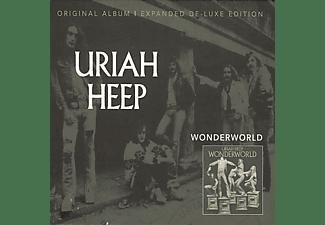 Uriah Heep - Wonderworld  - (CD)
