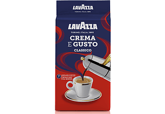 LAVAZZA Kaffee gemahlen Caffe Crema E Gusto 250g