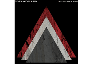 The White Stripes - Seven Nation Army x The Glitch Mob  - (Vinyl)