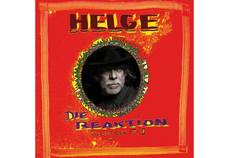 Helge Schneider - DIE REAKTION-THE LAST JAZZ VOL.II [Vinyl]