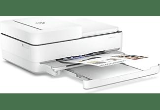 HP Multifunktionsdrucker Envy Pro 6432e Weiß Inkl. 9 Probemonate Instant Ink