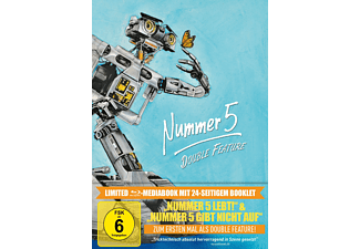 Nummer 5 Double Feature Ltd. Blu-ray