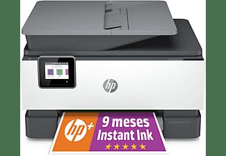 Impresora multifunción - HP OfficeJet Pro 9014e, Color, Wifi, 18 ppm, 6 meses de impresión Instant Ink con HP+