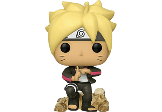 Figura - Funko Pop! Boruto: Naruto Next Generations - Boruto Uzamaki, 9 cm, Vinil, Multicolor
