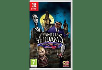 Nintendo Switch La familia Addams: Caos en la mansión